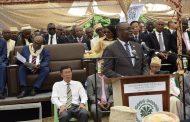 Beau gosse Abdou Oussene est la Cour constitutionnelle