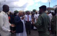 Ahmed Hassan El-Barwane, approuvé par le peuple