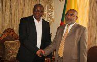 «L'opposant» Hassani Hamadi baise avec A. Azali