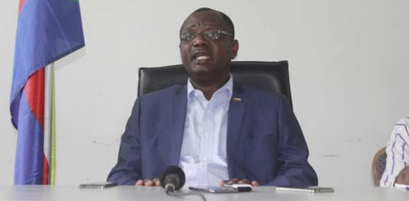 Le corrompu Abdou Oussene accuse Assoumani Azali