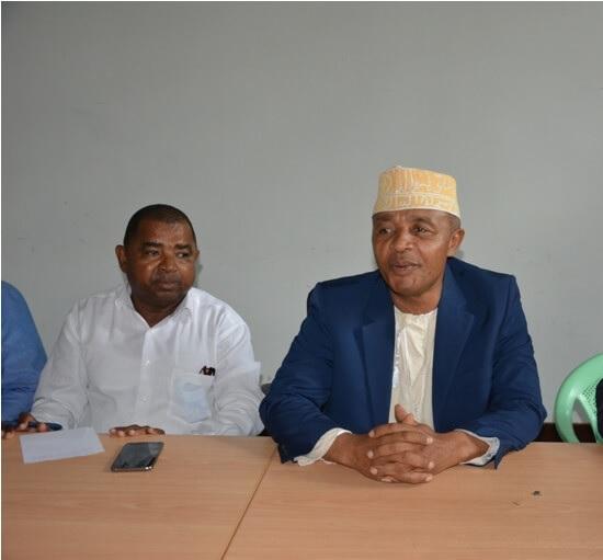 Nous l'avons annoncé: Assoumani Azali arrête des élus