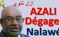 Assoumani Azali va tuer le Colonel Saïndou Daïlami