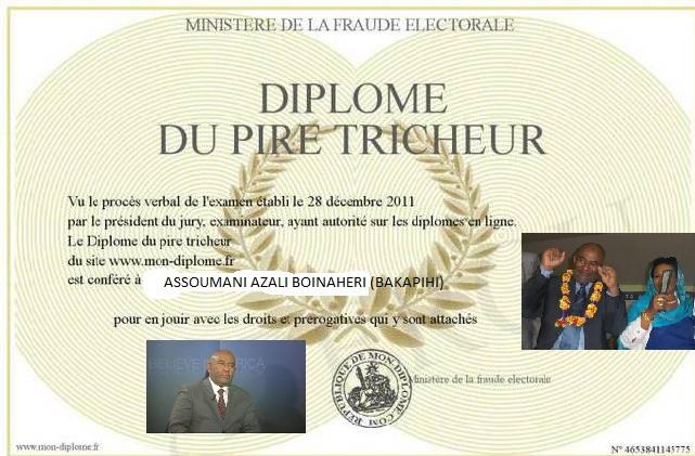 Le «Oui» au référendum déjà imprimé à Madagascar