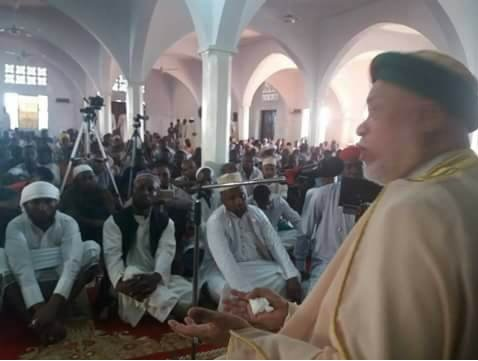 Interdire l'Islam par peur et haine d'Ahmed Sambi