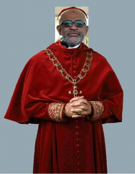 Assoumani Azali, chef de l'Église catholique à Moroni