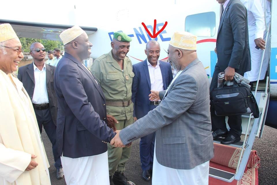 Assoumani Azali a corrompu son Saïndou Dilaïmi