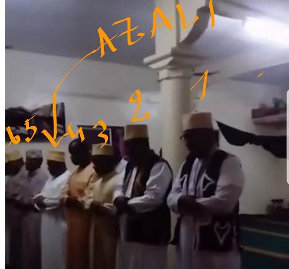L'«Imam» sans fidèles: grève de mosquée et de dîner