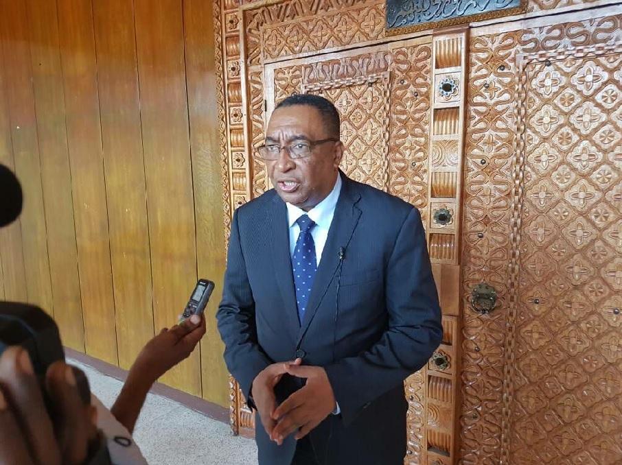 Djaffar Ahmed, Vice-président, sera arrêté ce 12 août