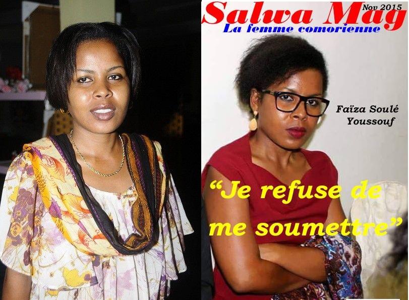 Kiki s'acharne salement contre Faïza Soulé Youssouf
