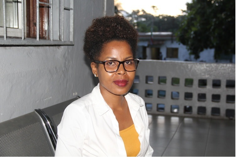 Faïza Soulé Youssouf, soutenue par l'UPF et RSF