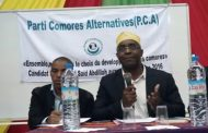 Parti Comores Alternatives: Madjliss de l'escroquerie