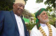 «Je n'ai jamais pu parler du dossier avec Ahmed Sambi»