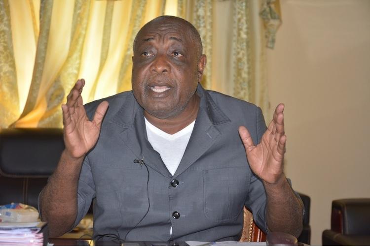 Bellou Magochi a volé même l'argent d'une mosquée