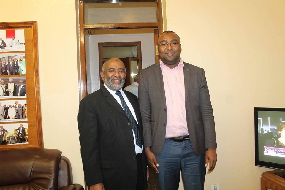 Abdou Katibou et la promotion de ses «investissements»
