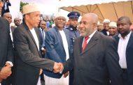 Assoumani Azali finance la campagne de Campagnard