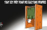 Tout est déjà prêt pour «l'élection» «au premier tour»