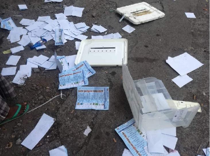 Pas de reconnaissance du fiasco électoral du 24 mars