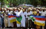 Les Comoriens restent mobilisés contre la dictature