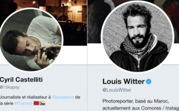 Des journalistes comoriens à des journalistes français