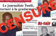 Kiki torture les journalistes et censure les journaux