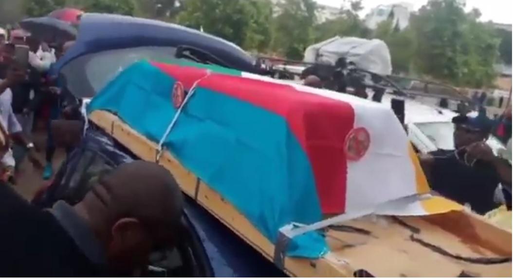 Assoumani Azali est déjà déclaré mort à Marseille
