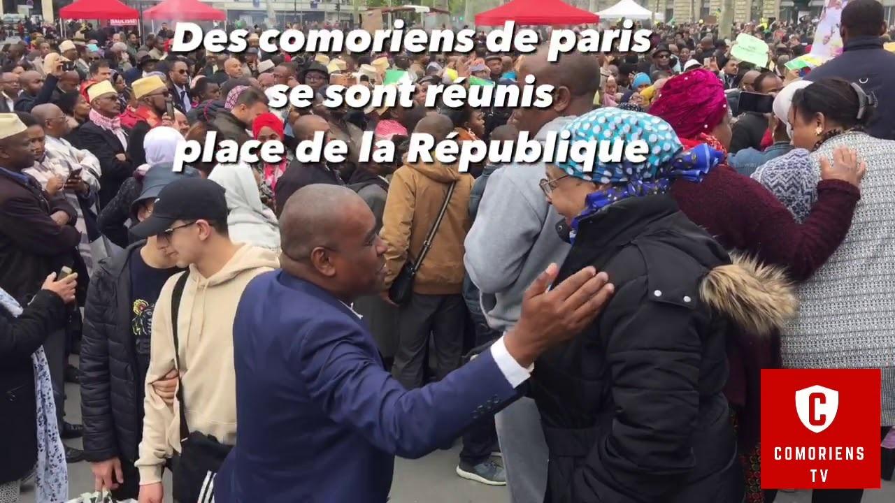 La dignité et le patriotisme des Comoriens en France