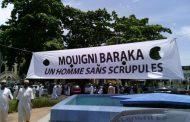 Mouigni Baraka a saboté une réunion de l'opposition