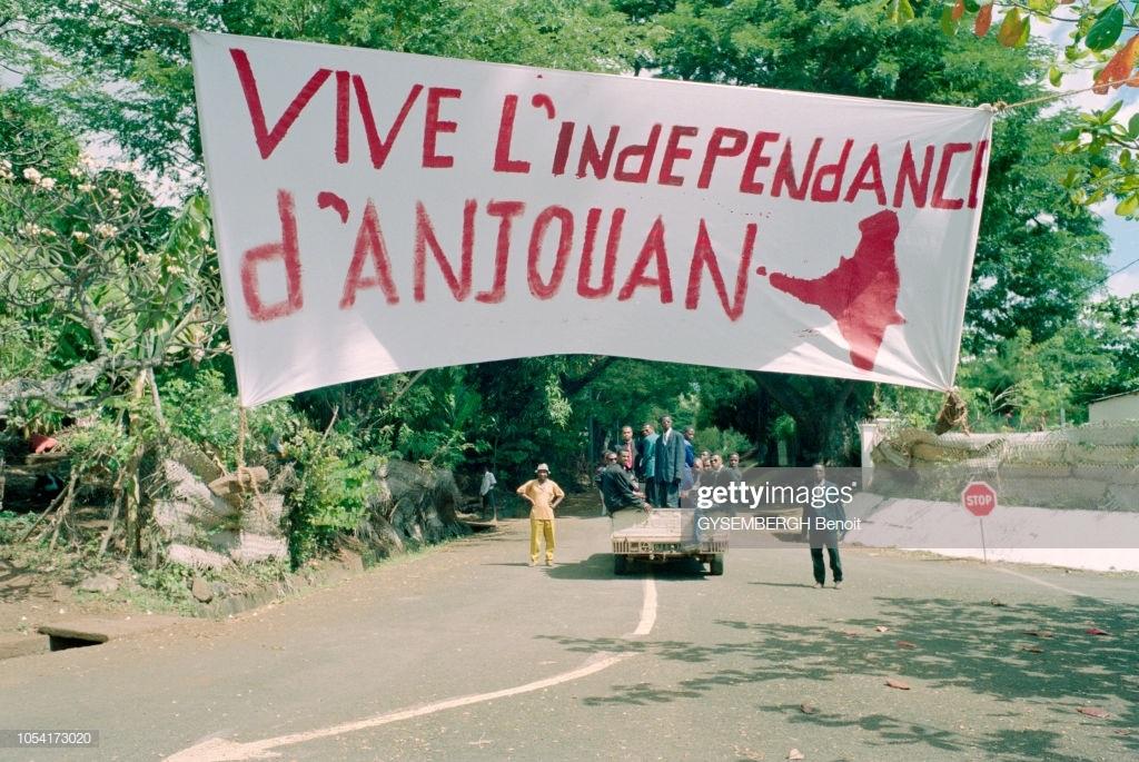 L'indépendance d'Anjouan est une réalité inévitable
