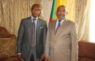 À peine «parti», Ibrahim Ali Mzimba est déjà de retour