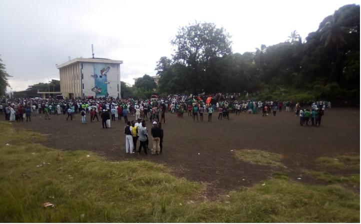Faire du Stade Ajao le cimetière des ennemis du peuple