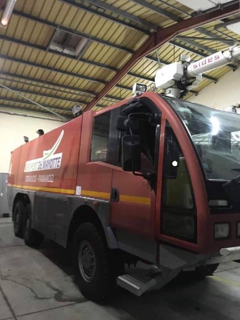 Du bulldozer de Mayotte aux camions incendie à Mohéli