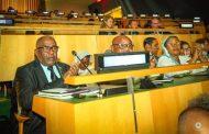 Assoumani Azali a une santé qui se dégrade à l'ONU