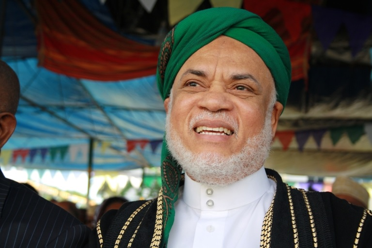 Assoumani Azali mendie la libération d'Ahmed Sambi