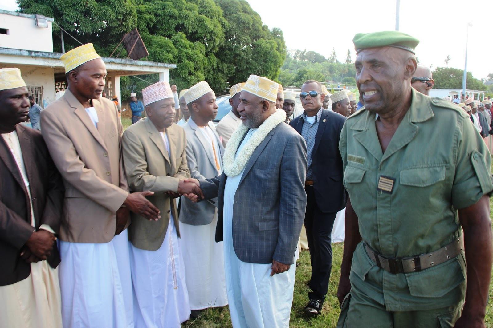 Le Colonel Mohamed Anrifi est décédé en pleine nuit