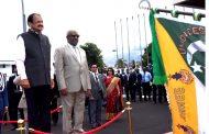 Assoumani Azali reçoit à Hahaya un Député indien!