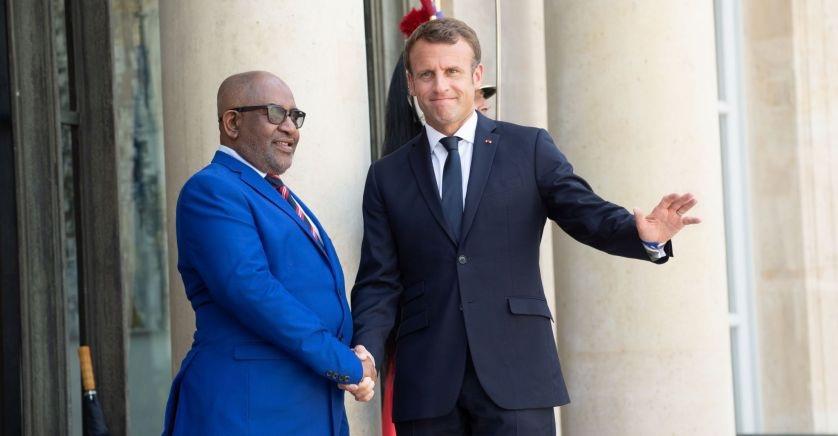 Paris n'a pas fourni de salle de conférences au dictateur