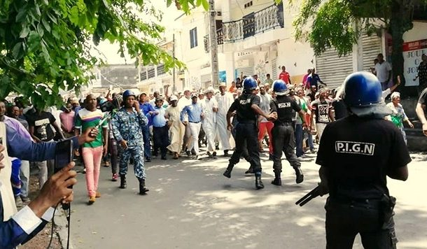 Les Comores ont une conception hitlérienne de la nation