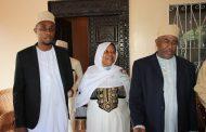 Azali Assoumani et ses commensaux au zénith du Mal