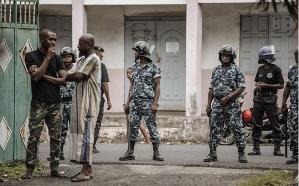 L'Union africaine est complice d'Azali Assoumani