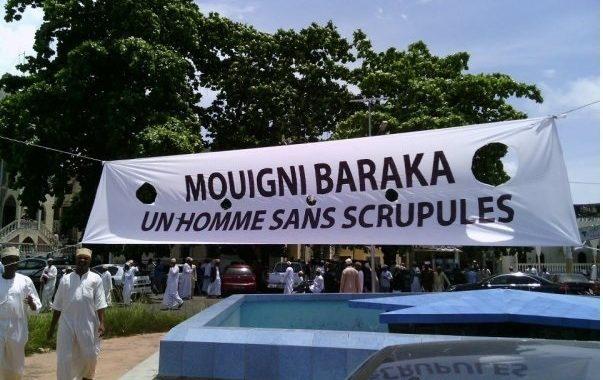 Azali et Mouigni Baraka officialisent leurs fiançailles