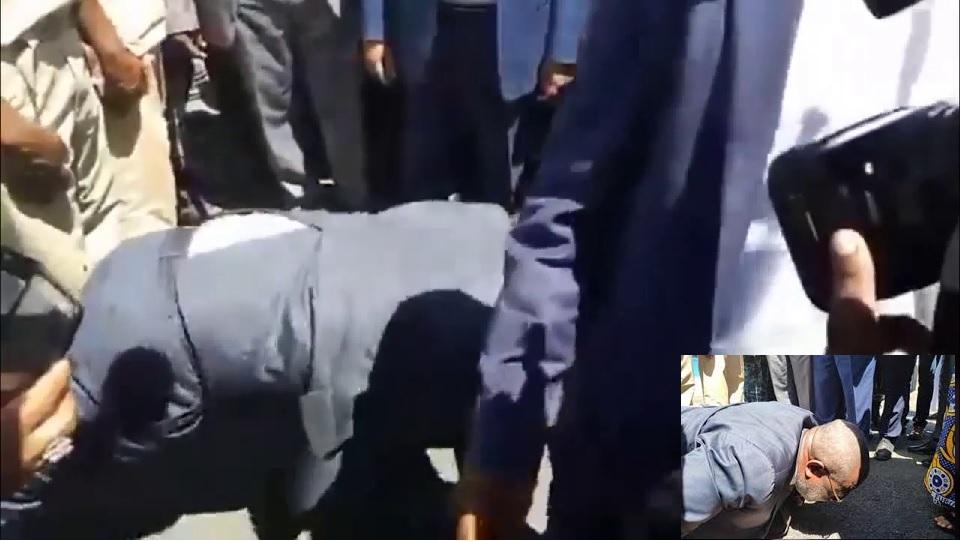 «Moi, Assoumani Azali Boinaheri, dictateur divin »