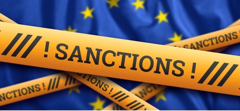 Les sanctions de l'Union européenne contre la dictature