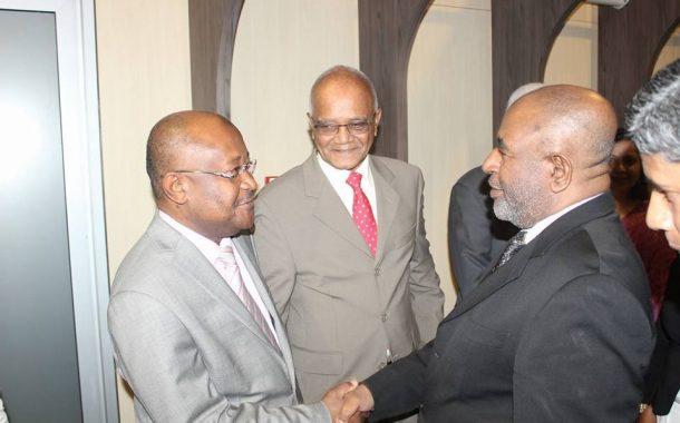 Le coup d'État d'Assoumani Azali et H. M. Boléro