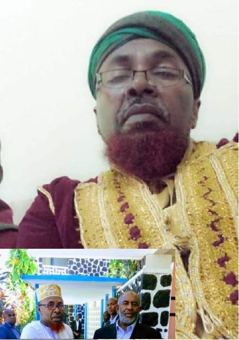 Miftah Abdallah prie pour sa fille et est jeté en prison