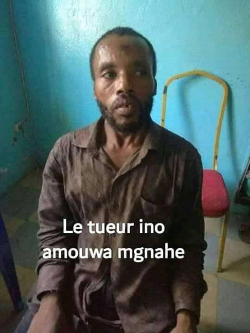 Ah bon? L'égorgeur qui a tué à Mohéli est Anjouanais?