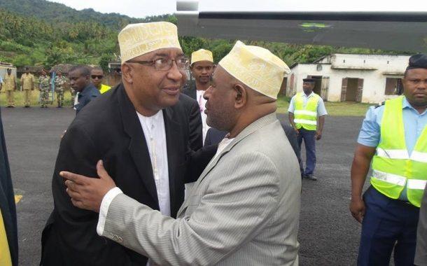 Pourquoi Ibrahim Abdou Saïd défend Djaffar Ahmed?