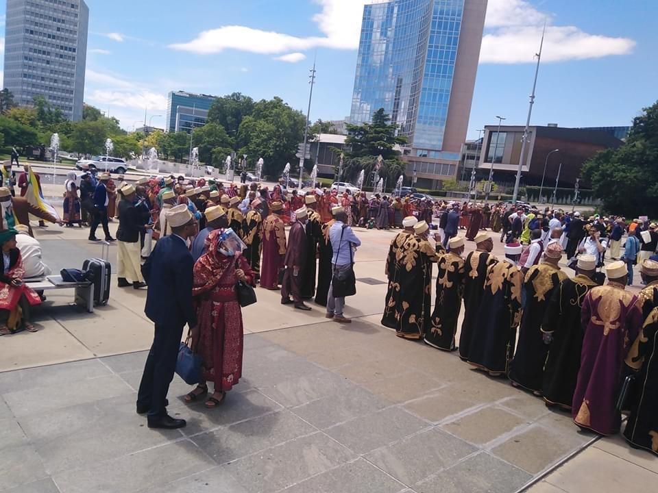 La vraie célébration du 6-Juillet à Ntsoudjini et Genève