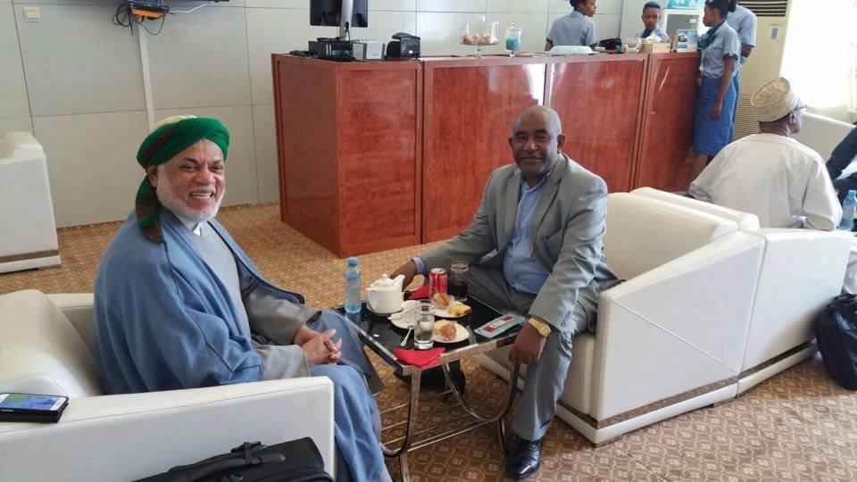 Le prisonnier Ahmed Sambi a vaincu le dictateur Azali