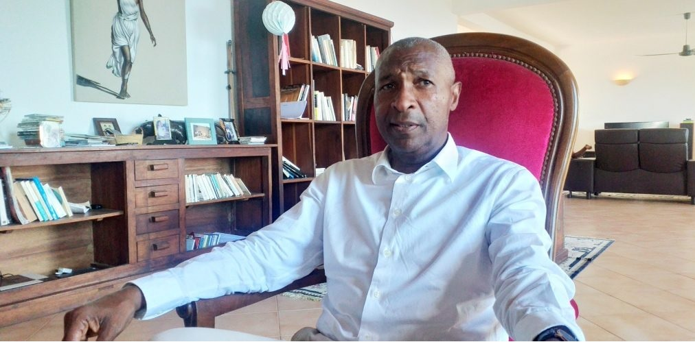 Ibrahim Ali Mzimba veut vendre le site Lemohelien