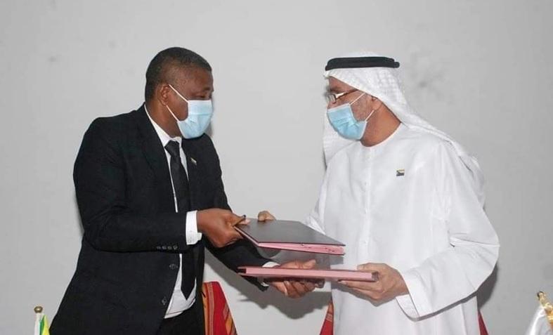 Ahmad Bin Mohammed Al-Jarwan vend les Comores